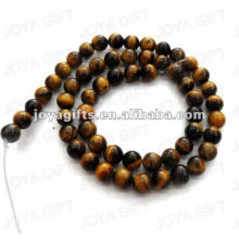 6MM Round Shaped tigereye stone beads