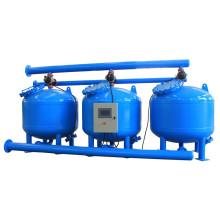 Автоматический байпасный песочный фильтр обратной промывки в охлаждающей колонне Циркуляционная промышленная вода (YLD)