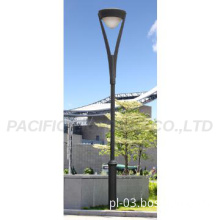 Hot dipped galvanized tapered pole led  garden  light