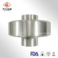 Revestimiento de tuerca redonda de unión de instalación de tubería sanitaria