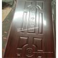 Piel de la puerta HDF / Nature Wood Piel de la puerta de chapa HDF / piel de la puerta del panel de madera