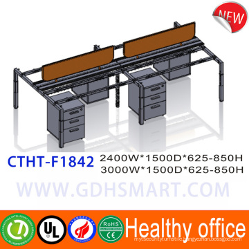 cheaper and fashion style work desk for office invirement