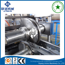 light gauge steel self-lock partition profile rollformer manufacturing line