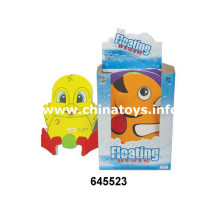 Duck Floating Plate Pump Water Toy Popular Animal Design (645523)