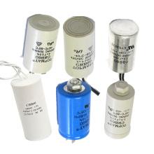 Condensador electrolítico Cbb60 del funcionamiento del motor de la CA del OEM de Topmay Factory