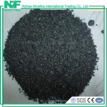 Preço de coque de petróleo de grafite de carbono de 98,5% / GPC multas em alto nível