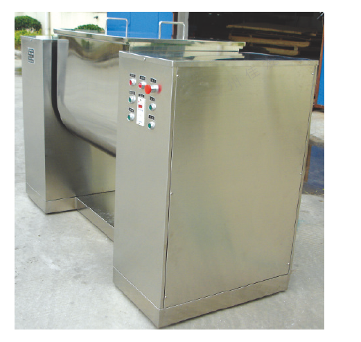 Slot Stirring Wet Mixer Machine