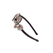 2014 New Arrival Fashion Auden Rhinestone Hair Band Jewelry for Girl and Fermale