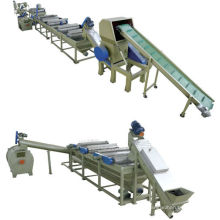 Plastic Compounding & Pelletizing Line