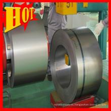 Precio de fábrica hoja / hoja de titanio de suministro en stock