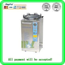 Autoclave automatizado vertical - MSLAA01 Esterilizador automático portable (35L / 50L / 75L / 100L / 120L / 150L)