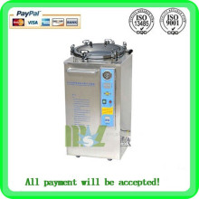Autoclave automatique vertical - MSLAA01 Stérilisateur automatique portatif (35L / 50L / 75L / 100L / 120L / 150L)