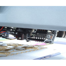 LEJIA SIMPLE CHENILLE EMBROIDERY MACHINE