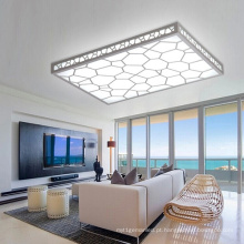Lâmpada do teto do diodo emissor de luz do cubo da água do PVC da qualidade / luz de teto