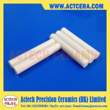 Zirkonoxid und Aluminiumoxid-Keramik runden Stangen/Runde Bar Präzisions-maschinelle Bearbeitung