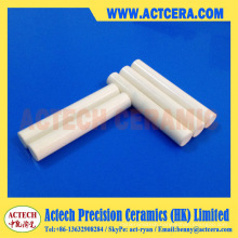 Zirconia and Alumina Ceramic Round Rods/Round Bar Precision Machining