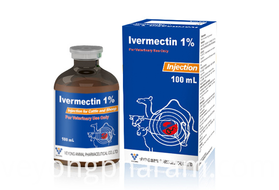 ivermectin 1% injection for animal use