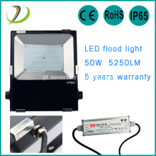 50W 120 graus LED IP65 Floodlight