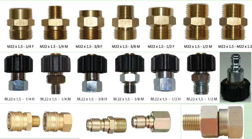 Pressure Fittings