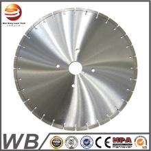 Fabricant professionnel Granite Cutting Diamond Circular Saw Blade