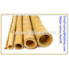 """2 """"Прочный натуральный бамбуковый деревянный драпировочный стержень"""