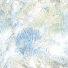 Tela impresa digital del satén de seda para la tela del vestido de las mujeres (XF-0052)