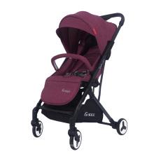 Облегченная детская коляска с зонтиком для путешествий Складная детская коляска для близнецов