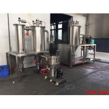 Nitrogen Gas Air Classifier System