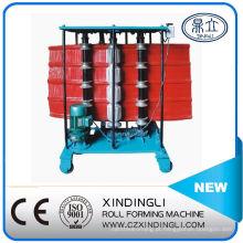 Máquina de crimpagem de folha de telhado hidráulica / Máquina de arqueamento da máquina de curvar