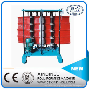 Hydraulic Roofing Sheet Curving Machine