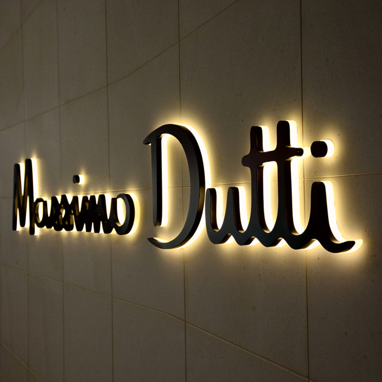 Custom Illuminated Signs