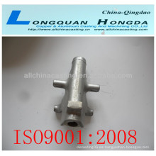 Impulsores de fundición de precisión, fundición de aluminio impulsor de fundición