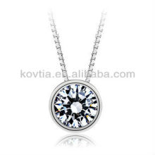 Серьги и ожерелья с ожерельями из стерлингового серебра 925 пробы с ожерельем