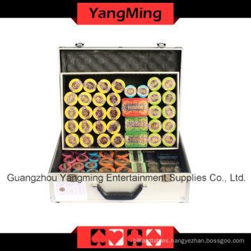 High-Grade France Casino Poker Chip Set 760PCS (YM-TZCP020)