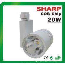 3 anos de garantia LED faixa de luz COB LED Track lâmpada