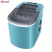 Alta calidad 12 kg portátil Inicio Mini máquina de hacer hielo