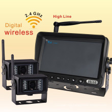 RV Wireless Backup Camera System for Outdoor Use