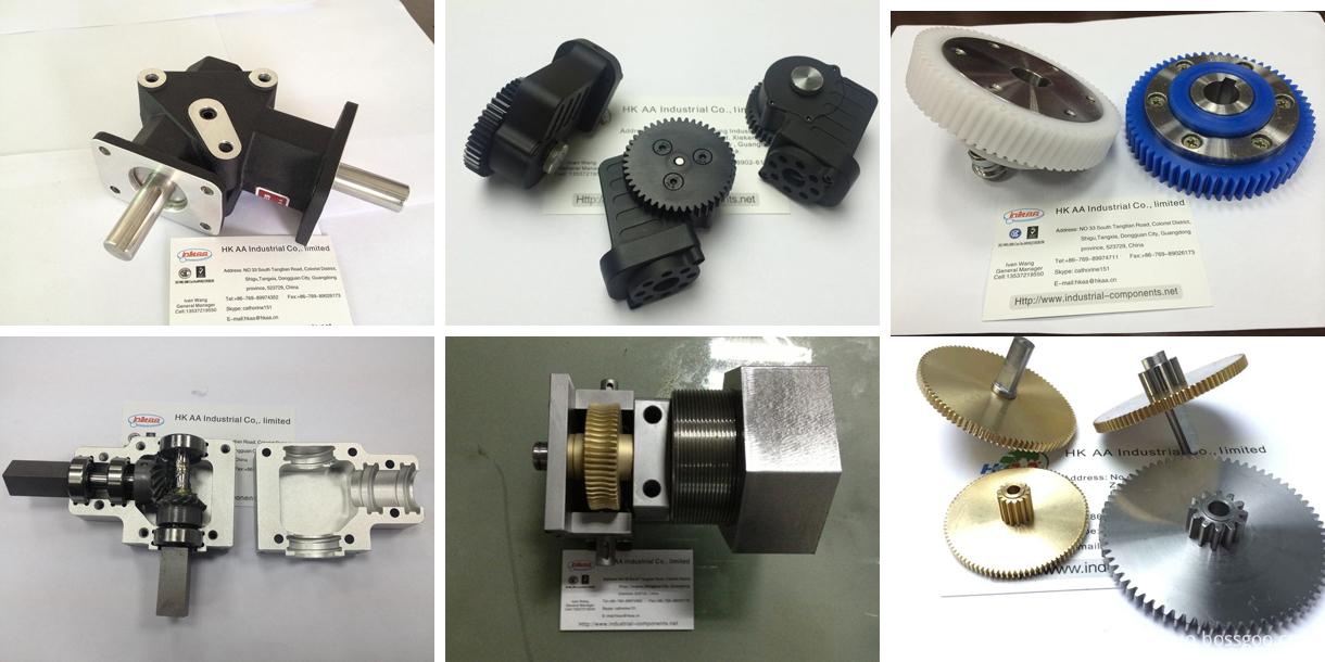 Transmisison Gear Shaft