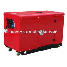 Générateur silencieux diesel à double cylindre 10KW