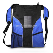 Top Quality Mobile iPad Charger Solar Energey Backpack Bag