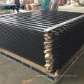 horizontal aluminum fence table tennis fence