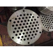 Disco forjado em aço 42CrMo4 personalizado