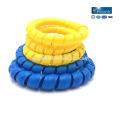 protecteur de tuyau d'enroulement de câble spirale