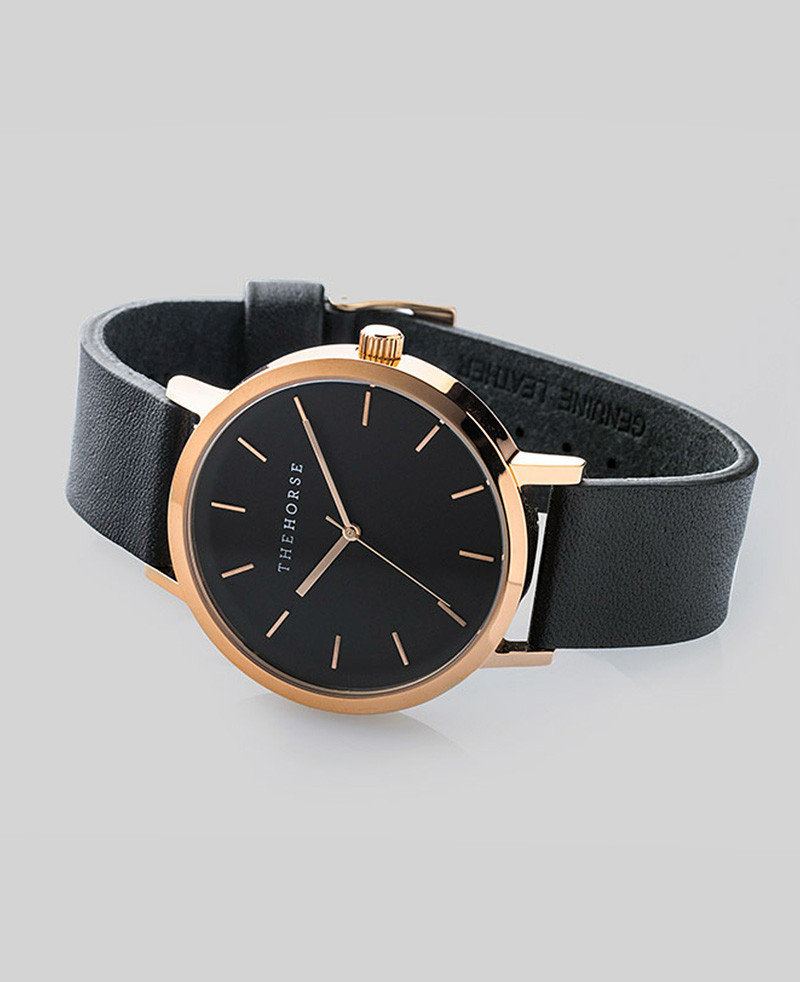 factory direct fashion custom face gold men watch
