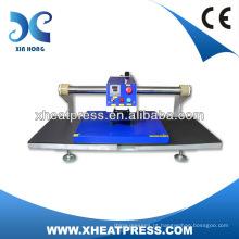 Hotest !!! ce Certification T Shirt Máquina de impressão de transferência de calor / 38 * 38 Pressão pneumática padrão 80 * 100cm