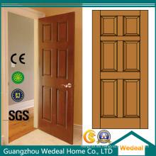 Personaliza la puerta de madera maciza en varios paneles para el proyecto de Hotel / Villa