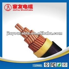 Copper fire resistant pvc insulated pvc power cable