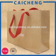 waschbarer Packbeutel aus Kraftpapier