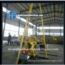 Durable Quality HF130 Hydraulic Core Drilling Rig