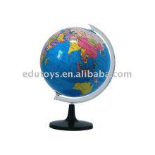 Ayuda de enseñanza del globo para los cabritos